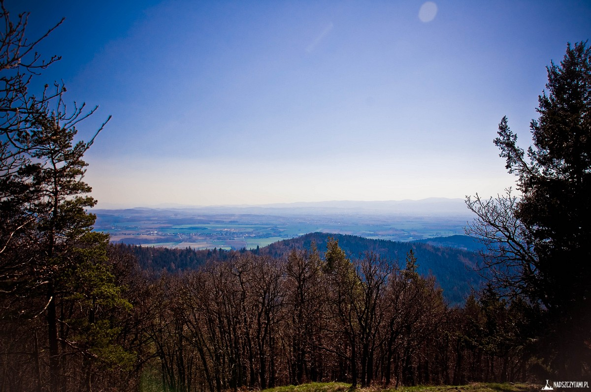 Widok z Radunii