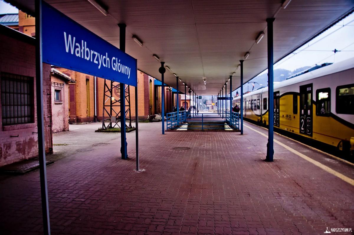 wałbrzych dworzec