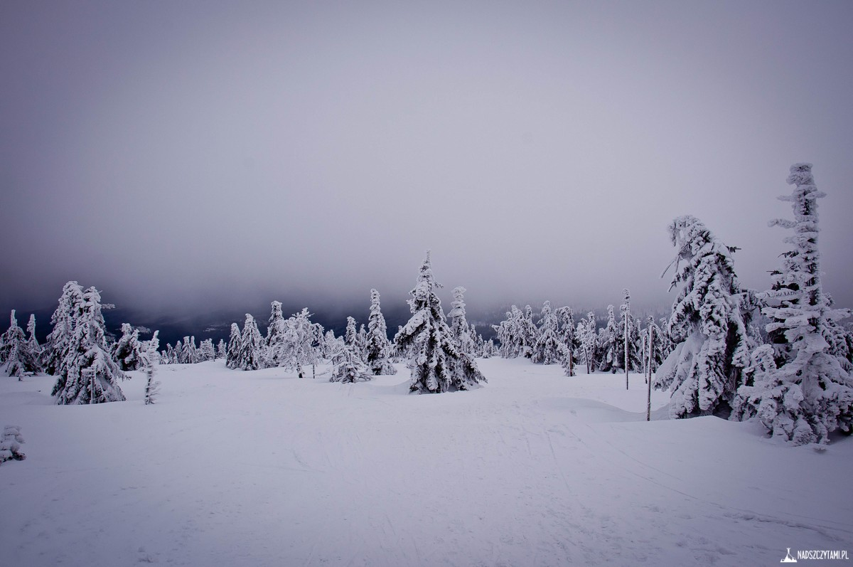 Szklarska - Karpacz trasa