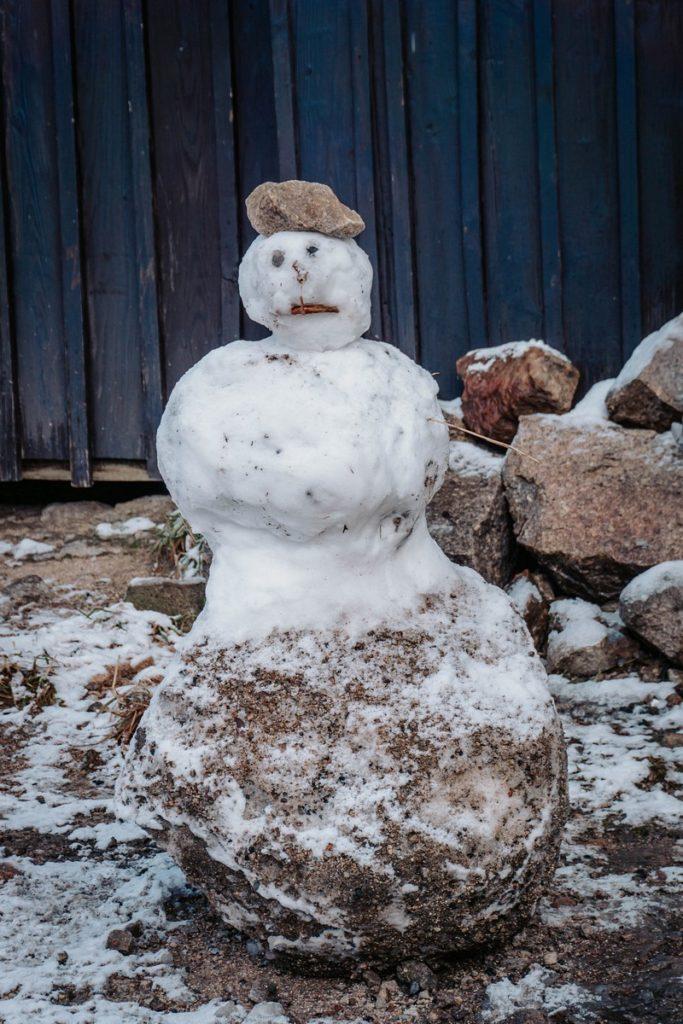 Śnieżka - Schronisko Samotnia na trasie na szczyt
