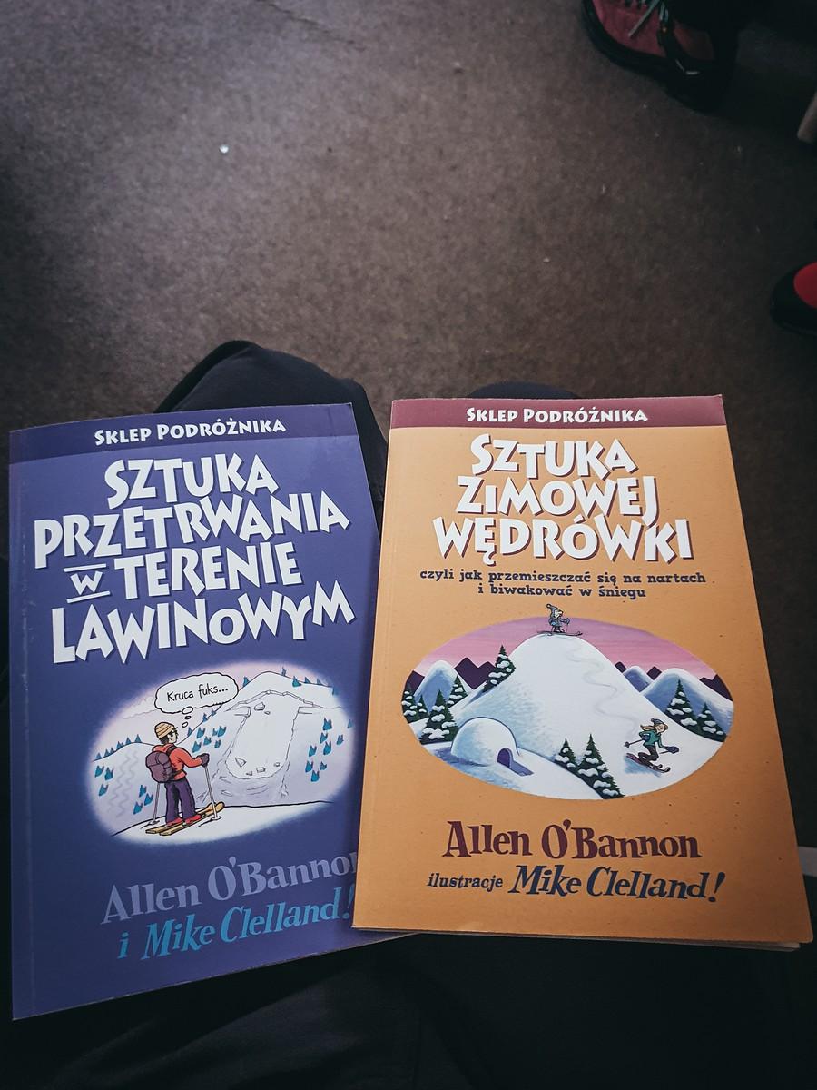 Sztuka Zimowej Wędrówki - polecane książki