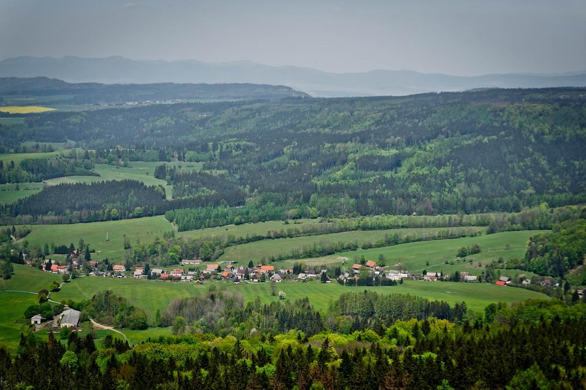 Błędne Skały - Góry Stołowe