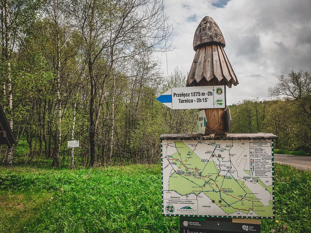 Bieszczady - Tarnica