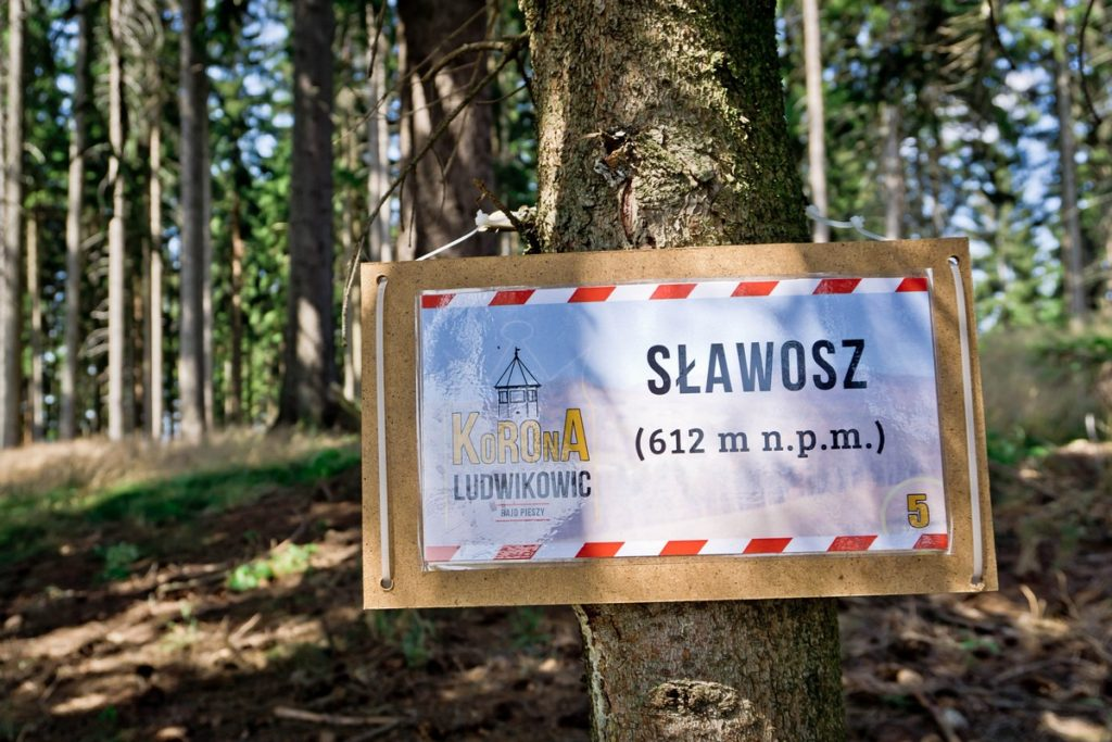 Sławosz - góry sowie