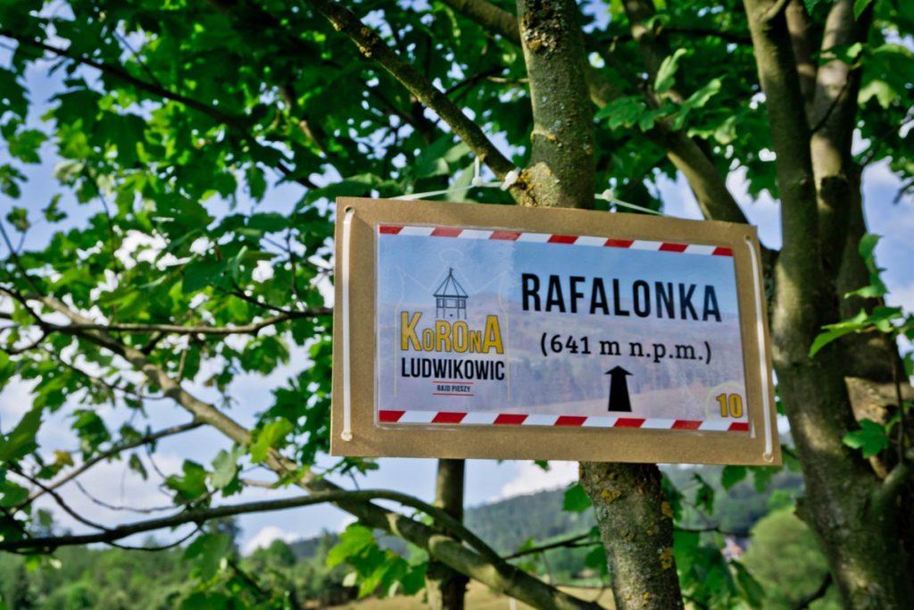 Rafalonka - góry sowie