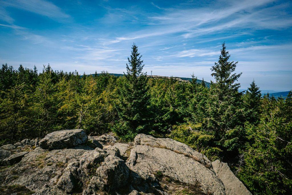 Korona Gór Polski Góry Izerskie
