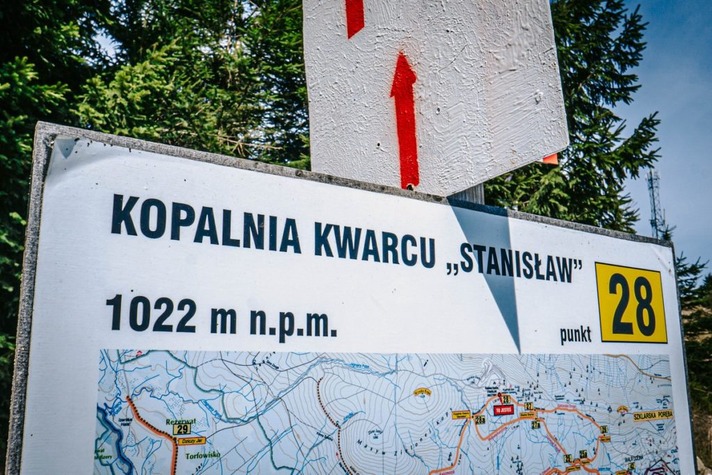 Kopalnia Kwarcu Stanislaw