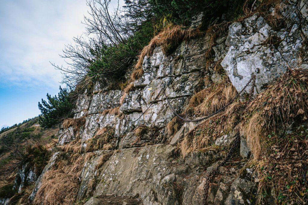 Babia Góra - Perć Akademików - najtrudniejsze fragmenty
