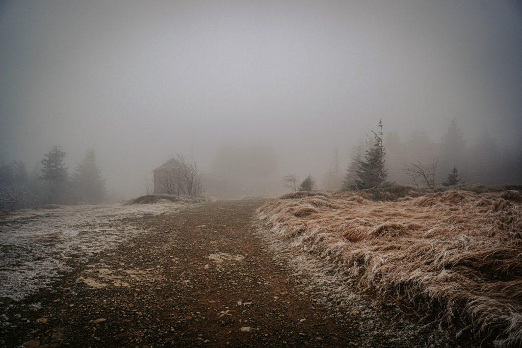 Skrzyczne - szczyt Beskid Śląski Krona Gór Polski
