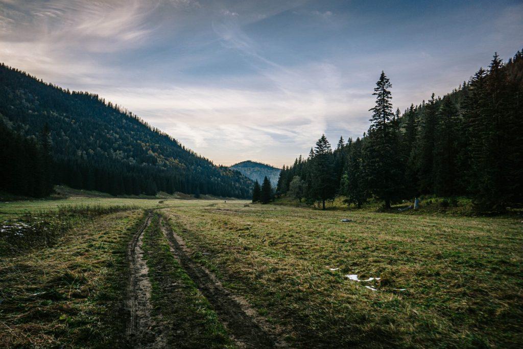 Trasa z Kopy Kondarckiej do Schroniska Ornak