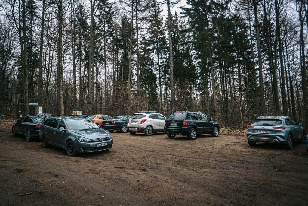 Przełęcz Kłodzka - darmowy parking
